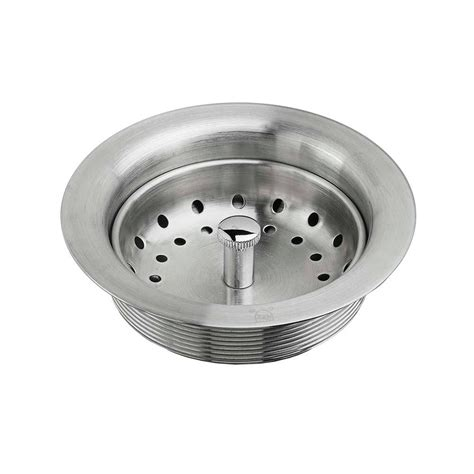 home depot kitchen sink drain american standard kitchen sink drain with strainer in 7128