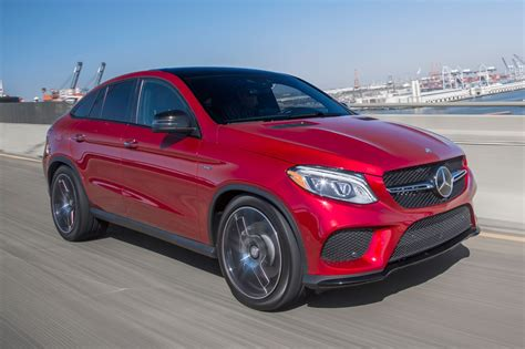 2018 Mercedes-benz Gle-class Coupe Pricing