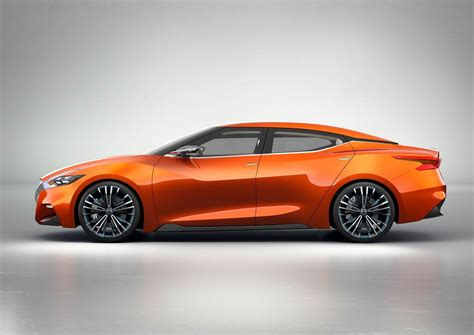 Nissan Sport Sedan Concept Car Wallpapers 2014