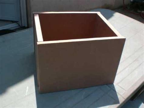 comment fabriquer un caisson de cuisine fabrication d 39 un caisson