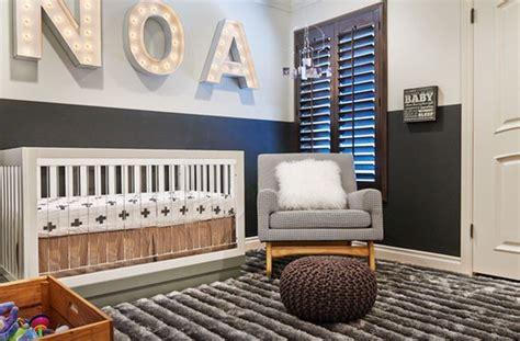 chambre bébé garcon moderne 2015 deco maison moderne