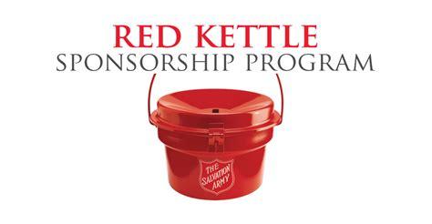red kettle sponsorship development department north