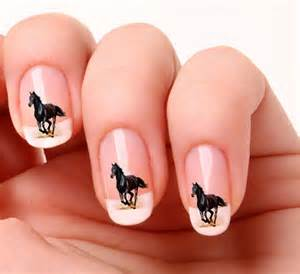 Go back gt gallery for horse nail designs