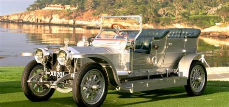 When Was Rolls Royce Founded rolls royce limited is founded 15 march 1906