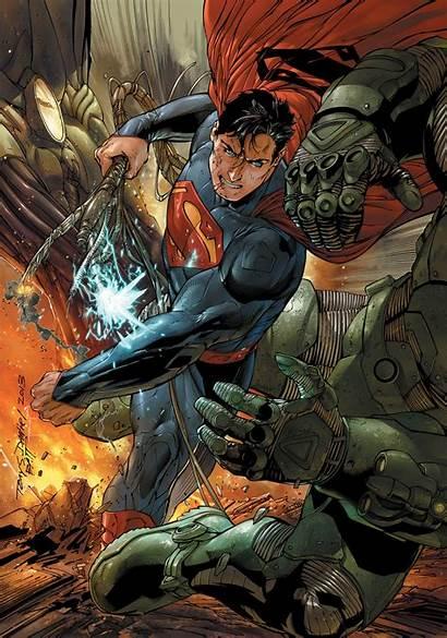 Comics Action Textless Dc Vol Superman Tony