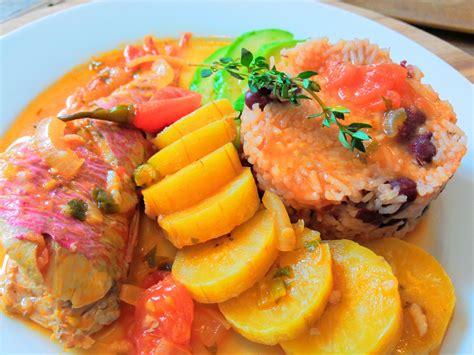 recette de cuisine antillaise court bouillon de poisson je cuisine créole