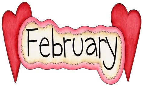February Images 20 Free Printable February Coloring Pages