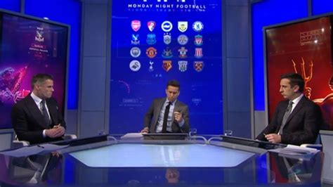 MNF review: Monday Night Football with Jamie Carragher and ...