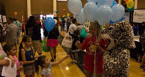 child  family center kid expo showcases services
