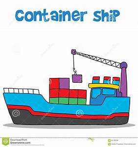 Container clipart cartoon - Pencil and in color container ...
