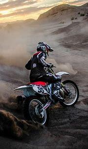 Motocross-Mudding-iPhone-Wallpaper - iPhone Wallpapers