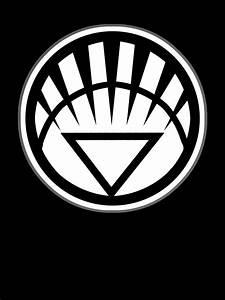 White Lantern Corps Logo by ReZourceman on DeviantArt