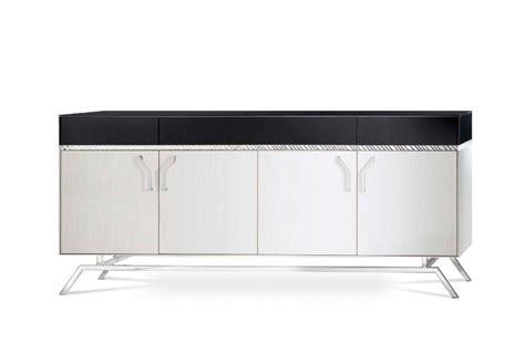 Sideboard Credenza With Mirrored Doors, Arte Veneziana
