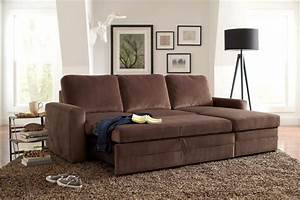 Save space with comfortable and elegant hideaway bed for Comfortable affordable sectional sofa