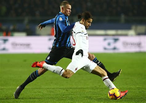 Everything you need to know about the serie a match between atalanta and milan (22 december 2019): Atalanta-Milan, le probabili formazioni