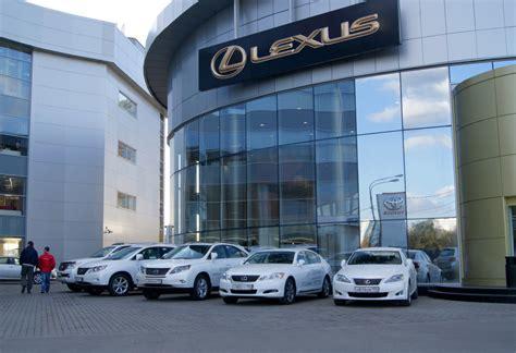 Lexus Sells More Cars Per Dealer Than Anyone Not Named