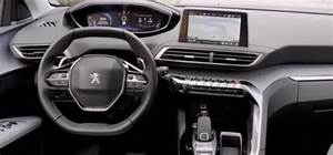 Peugeot 3008 2017 Interior Related Keywords - Peugeot 3008 ...