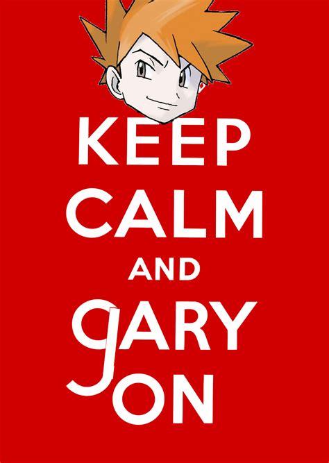 Gary Meme - image 131331 gary oak know your meme