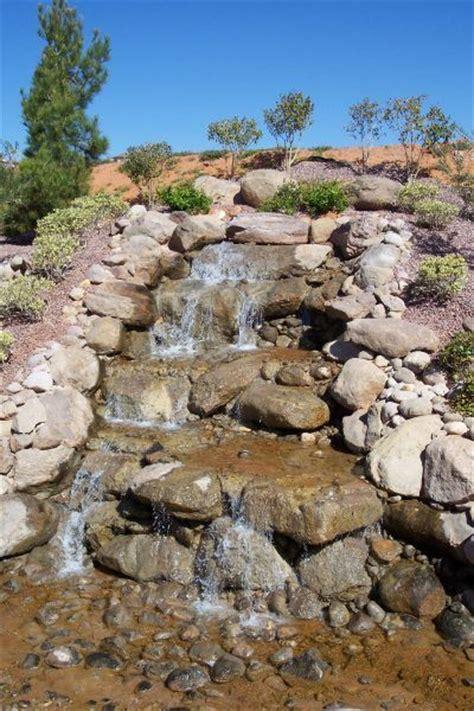 landscape a hill landscape waterfalls le jardin pinterest landscaping waterfalls and landscaping a hill
