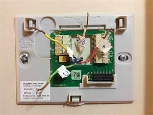 Honeywell Thermostat Wifi Wiring Diagram