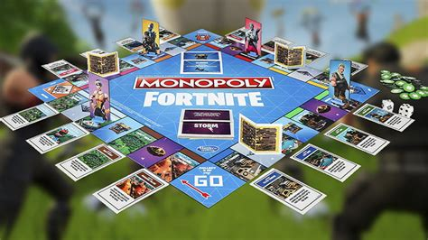fortnite monopoly fortnite gifts for the fans in your