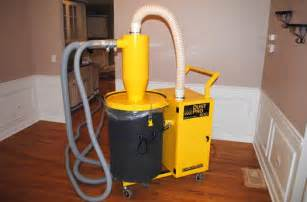 our new dustless hardwood floor sanding equipment