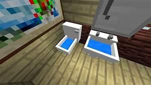 [Minecraft] Interior Design with Jammy Furniture Mod - YouTube