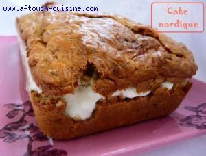 cuisine nordique recettes cake nordique recette aftouch cuisine