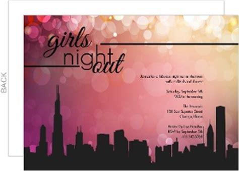Ladies Night Out Invitation Menshealtharts