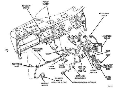 Dodge Ram Headlight Switch Wiring Diagram Wirdig
