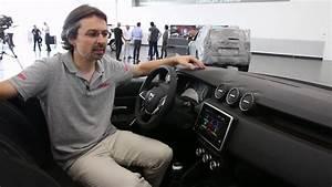 Nouveau Dacia Duster 2018 : nouveau dacia duster 2018 d couvrez l 39 int rieur du duster 2 youtube ~ Medecine-chirurgie-esthetiques.com Avis de Voitures