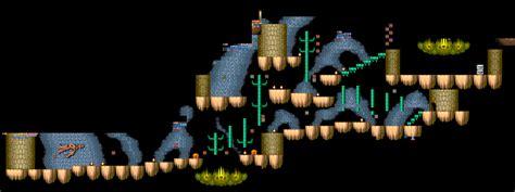 Caz Arcade Games Maps Black Dragon Black Tiger Level 1