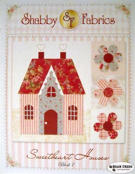 shabby fabrics sweetheart houses sweetheart houses kit buscar con google colcha casas pinterest house kits google and house