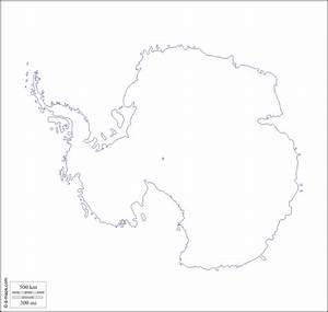 Antarctica   Free Map  Free Blank Map  Free Outline Map