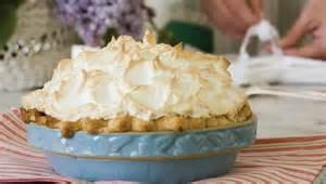 Coconut Cream Meringue Pie Recipe