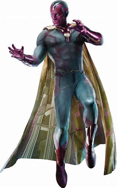 Vision Marvel Wikia Universe Wiki Cinematic War
