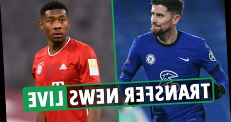 Transfer news LIVE: Alaba 'signs for Real Madrid ...