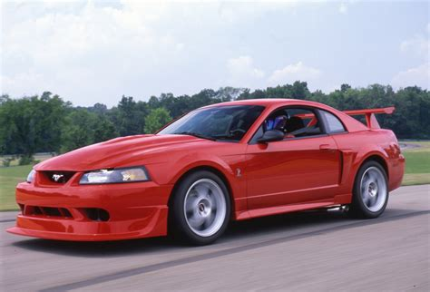 2000 Mustang Svt Cobra R by Mustang Of The Day 2000 Cobra R Svt Mustang The News Wheel