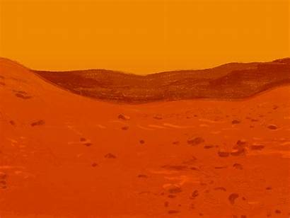 Mars Drawing Surface Paintingvalley Drawings