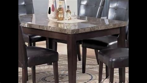 marble top kitchen table youtube