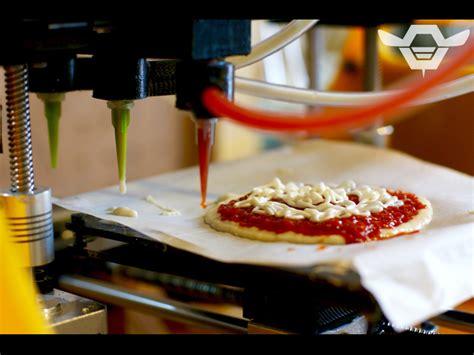 3d cuisine 3d print me a space pizza a few questions for beehex