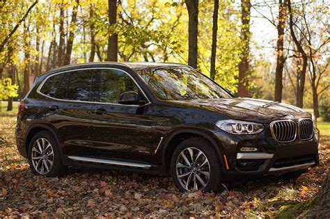 2018 bmw x3 review autoguide com news
