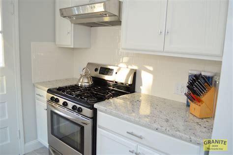 cotton white granite kitchen counter upgrades kansas