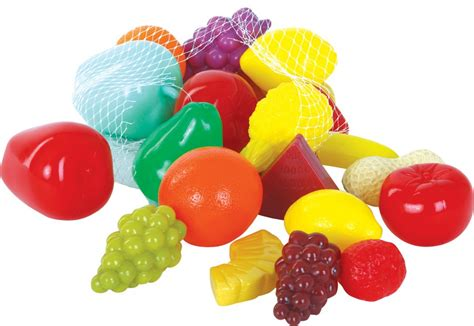 cuisine toys r us pretend play food 22 pieces of assorted fruit set in