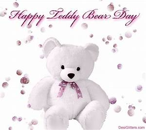 60+ Happy National Teddy Bear Day Greetings Pictures And ...