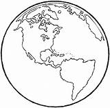 Earth Coloring Pages Printable Drawing Space sketch template