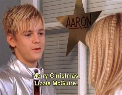 aaron carter christmas lizzie mcguire christmas special with aaron carter i