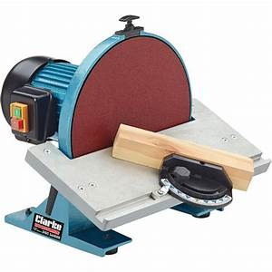 Sander Table Und Home : clarke cds300b 12 305mm disc sander machine mart ~ Sanjose-hotels-ca.com Haus und Dekorationen
