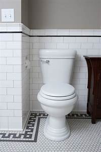 Recessed toilet paper holder bathroom traditional with for Placement of toilet paper holders in bathrooms