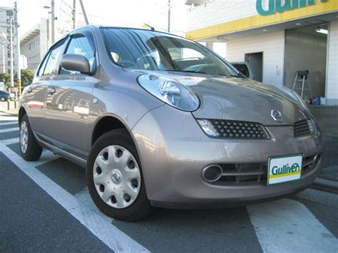 Nissan March Hd Picture by 2006 Nissan March Pictures